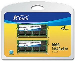 DDR3 SO-DIMM (ADATA Technology)