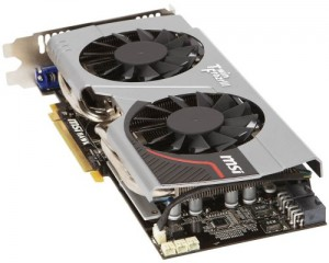 GeForce GTX 560 Ti HAWK