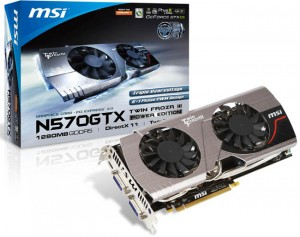 MSI GeForce GTX 570