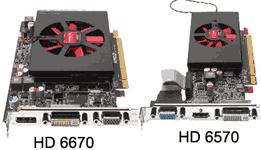 HD-6670 HD-6570