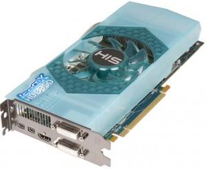 Новые видеокарты от HIS серии Radeon HD 6950 IceQX