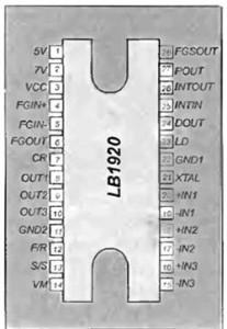 Xerox WC315-320