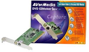 AVerMedia DVD EZMaker Gold