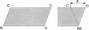 Определение косины бумаги