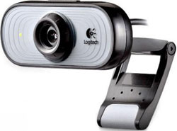 Logitech Webcam С100