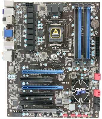 Pure Platinum Z68