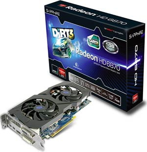 Radeon HD 6870 1G Dirt 3 Edition