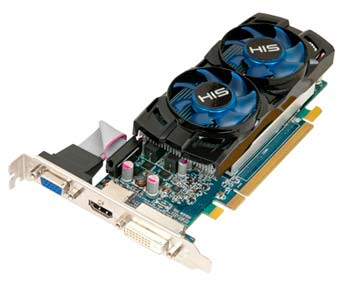 HIS Radeon HD 6670