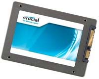 SSD Crucial m4
