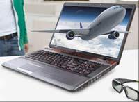 3D без очков. Ноутбук Toshiba Qosmio F750-10L