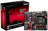 ASRock Fatality Z68 Professional