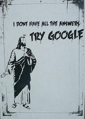 Онлайн религии - Google
