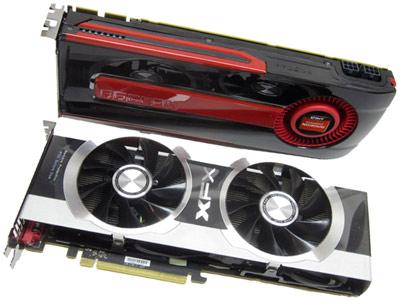AMD Radeon HD 7950 от XFX.