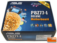 Asus P8Z77-I Deluxe
