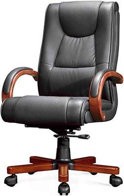 компьютерное кресло кожа
