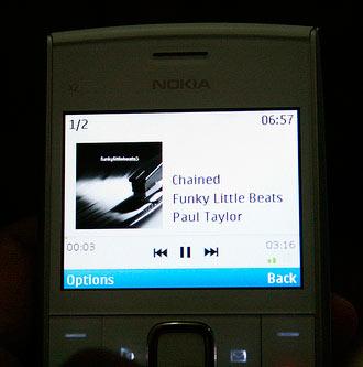 Nokia X2 - отличный музыкальный телефон