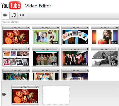 Новый инструмент YouTube-Video Editor