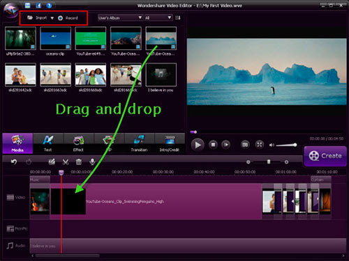 YouTube-Video Editor