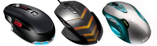 Выбираем игровую мышь