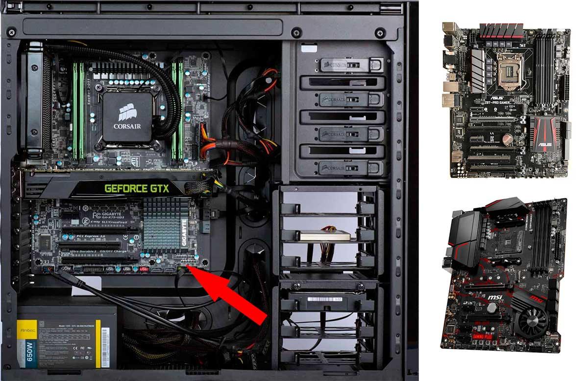 какой купить блок компьютера