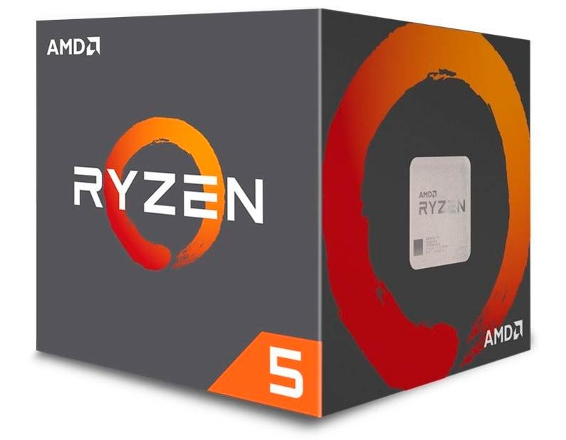 Процессор AMD Ryzen 5 2600X 3.6GHz/16MB