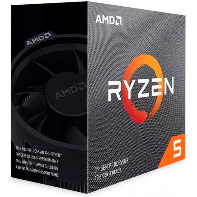 Процессор AMD Ryzen 5 3600X (3.8GHz 32MB 95W AM4)