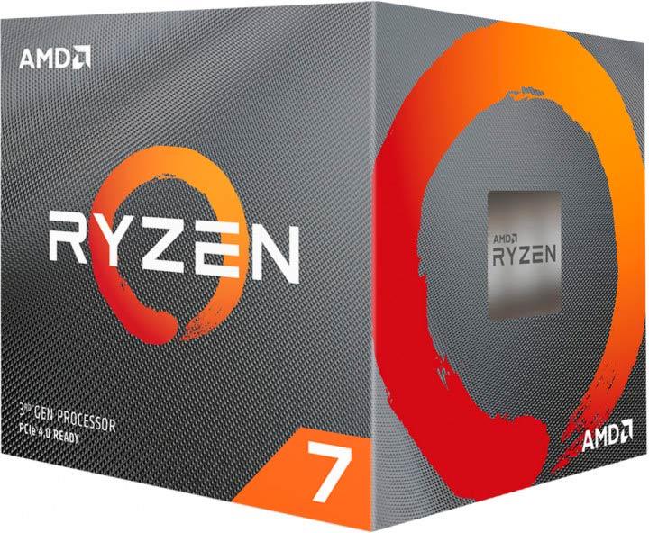AMD Ryzen 7 3700X 3.6GHz/32MB
