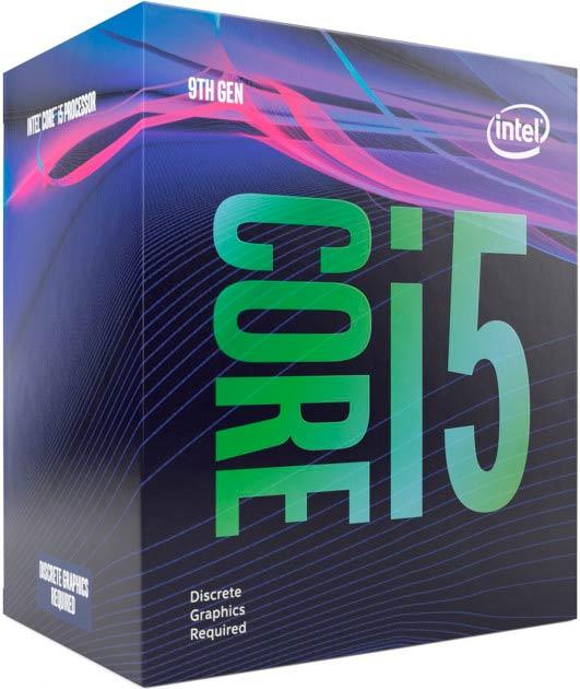 Intel Core i5-9400F 2.9GHz/8GT/s/9MB